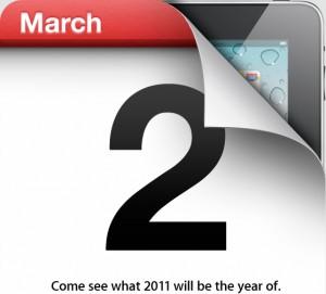 March 2nd Invitation