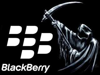BlackBerry Death